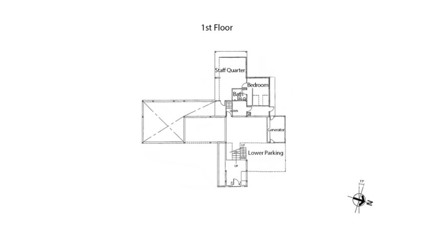 Ayara 1st Floor Plan