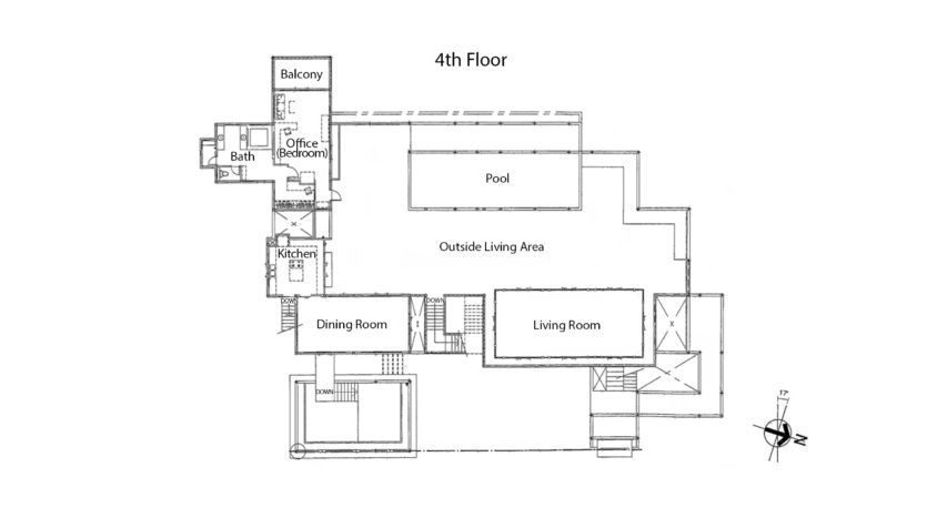 Ayara 4th Floor Plan
