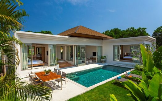 Easy living phuket high investmet return bang tao Thailand