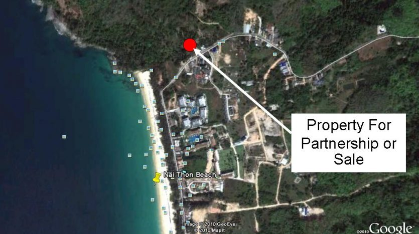 land for sale phuket naitonh cheap land
