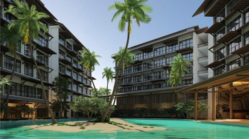 show unit phuket investment high return thailand