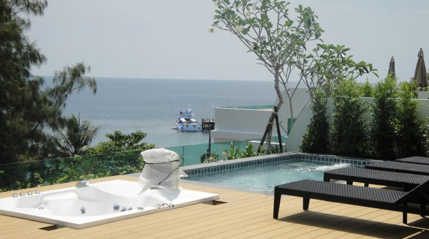 Easy living phuket high investmet return Patong Thailand