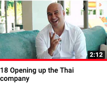 Open a Thai company